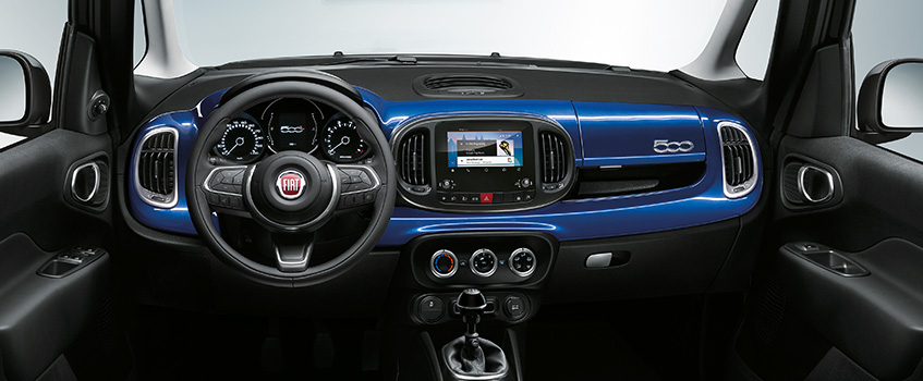 W Mega Fiat 500L Mirror | FIAT EUROMOBIL - Warszawa - Autoryzowany Dealer KP64